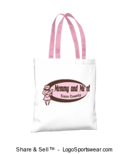 Mommy and Me of Cass County Tote Design Zoom